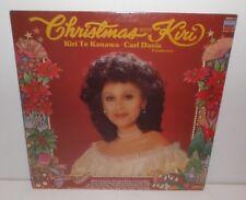 414 632-1 Christmas With Kiri Te Kanawa Philharmonia Orch Carl Davis New Sealed