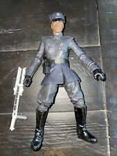 Star Wars Black Series Finn (First Order Disguise) 6-inch, Loose and Complete!