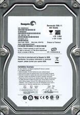 Seagate ST3500820AS P/N: 9BX134-100 F/W: LC11 500GB KRATSG