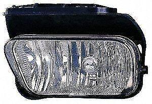 2002-2006 Chevrolet Avalanche/03-04 Silverado Left/Driver Side Fog/Driving Light