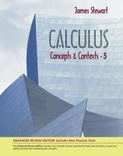 Calculus: Concepts and Contexts, Enhanced Review Edition with CD-ROM, Tools, iL