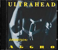 Ultrahead - Definition: Aggro   CD / NEU+OVP/SEALED!
