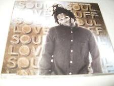 SOUL II SOUL - LOVE ENUFF - 1995 UK CD SINGLE