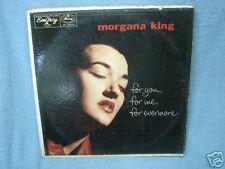 MORGAN KING VINTAGE LP ALBULM