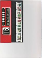 2001 ROYAL MAIL PRESENTATION PACK BUSES DOUBLE DECKERS MINT DECIMAL STAMPS