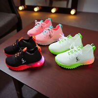 Fashion Toddler Baby Boys Girls Child Sports Sneaker Shoes casual shoes