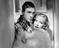 8x10 Print Gary Cooper Marlene Dietrich Desire 1936 #GC883