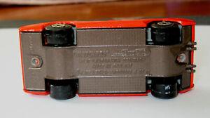 Metallic BROWN BASE Matchbox Superfast Lamborghini Countach 27 Car NM RARE 1973