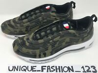 NIKE AIR MAX 97 FRANCE COUNTRY CAMO PACK QS 6 7 8 9 10 11 12 AJ2614-200 PREMIUM