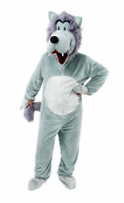 BRAND NEW COSTUME - Wolf Costume. Big Head (AC937)