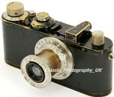 LEICA Standard LENEU 1934 + Elmar f=5cm 1:3.5 Lens made by LEITZ Wetzlar in 1935