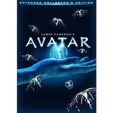Avatar DVD 2009 Sam Worthington 3 Disc Collectors Edition