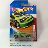 Mitsubishi Eclipse Concept Car #221 * Green * 2011 Hot Wheels * B25
