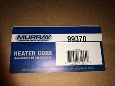 HVAC Heater Core Spectra 99370 fits 12-17 Jeep Wrangler 3.6L-V6