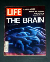 LIFE MAGAZINE OCTOBER 1 1971 THE BRAIN