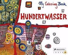 Coloring Book Hundertwasser (2008, Paperback)