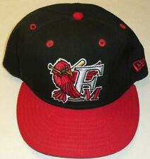 Fargo Moorhead Redhawks Minor League Vintage 90s Original Snapback hat --New--