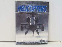 """Helicopters """"Modern Air Power"""" by Micheal Heatly """"MINT CONDITION"""" 80 pages"""