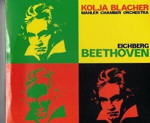 Kolja Blacher: Ludwig van Beethoven -Violinsonate Nr.9 / Søren Nils Eichberg