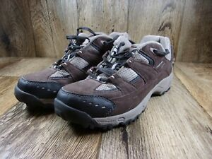 New Balance MW605BR SIZE 9  Brown Lace Up Outdoor Walking Shoes Trail