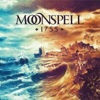 MOONSPELL - 1755   VINYL LP NEU