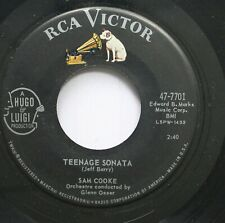 50'S & 60'S 45 Sam Cooke - Teenage Sonata / If You Were The Only Girl On Rca Vic