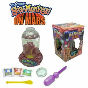 The Original Amazing Sea Monkeys ON MARS Kids Classic Live sea Monkey kids Toys