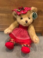 Bearington Bear Collection Clara Bellarina Christmas 173214 New Teddy Bear