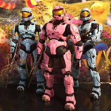 McFarlane Halo Spartan Mark VI & ODST lot of 3