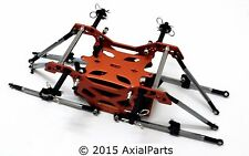 Redcat RS10 1/10 Scale MOA Rock Crawler Aluminum Chassis Full 4 Link Suspension