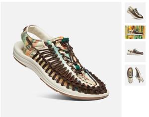Keen Uneek x Garcia Banyan Tree Sandal Shoe Women's US sizes 5-11 NEW!!!