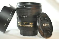 Nikon DX AF-S Nikkor 18-70mm G ED lens for D80 D7500 D3400 D3300 D5600 D7200 D90
