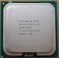 Intel Core 2 Duo E8500 3.16GHz/6MB/1333MHz SLB9K Dual-Core Socket 775 Processor