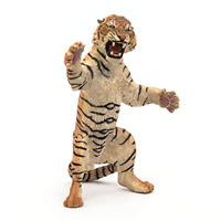 Papo Standing Tiger Figure, Multicolor