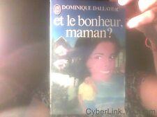 Sylvain Tome 1 - Et Le Bonheur, Maman ?  par Dominique Dallayrac