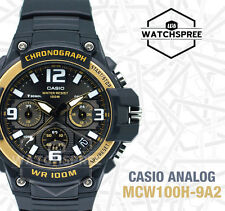 Casio Analog Watch MCW100H-9A2