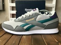 Reebok Classics Royal Jogger 3 Pure Grey Retro Mens Trainers Sneakers NEW