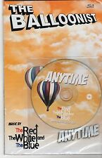 (FX247) The Red The White And The Blue, Anytime - DJ CD