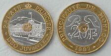 Monaco 20 Francs 1997 p165 unz.