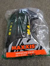 (1) Maxxis Minion DHF EXO Dual Compound 29 x 2.5 inch Tubeless Tire