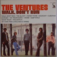 THE VENTURES: Walk Don't Run USA Liberty Surf Garage Rock LP LST 8003 Alt-Cover