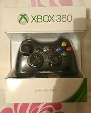 Xbox 360 Wireless Controller Black Brand New
