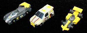 Transformers: Armada Race Team (Dirt Boss, Downshift, Mirage) [Complete]