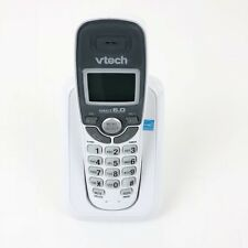 Vtech Cordless Home Phone Dect 6.0 Telephone w/o Answering Machine White CS6114