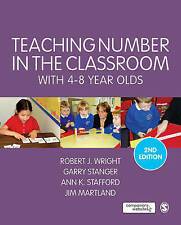 Teaching Number in the Classroom with 4-8 Year Olds (Math Recovery), Robert Wrig