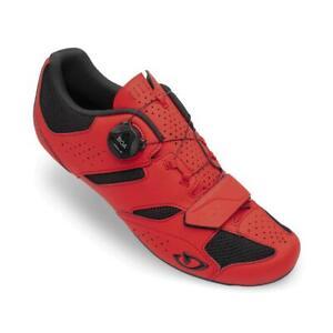 Giro Bicycle Cycle Bike Savix II Road Cycling Shoes Bright Red
