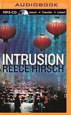 A Chris Bruen Novel: Intrusion 2 by Reece Hirsch (2014, MP3 CD, Unabridged)