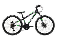 Mizani Aspire 24, Boys / Youth Mountain Bike, 18 Speed STI, RRP £289.99
