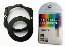 TY 130mm x 175mm Graduated Grey filter (GND8) & 105 mm Adapter & Filter holder