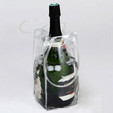 Pro Wine Beer Champagne Bucket Drink Ice Bag Cooler Chiller Foldable Carrier Top